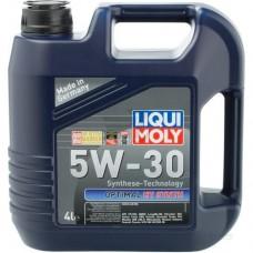 Моторное масло Liqui Moly Optimal Synth 5w-30 4 литра