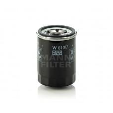 Фильтр масляный MANN-FILTER W 610/7
