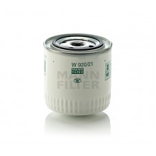Фильтр масла MANN-FILTER W 920/21