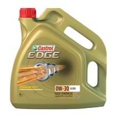 Масло моторное Castrol EDGE Titanium FST A3/B4 SL/CF 0w-30 4 л