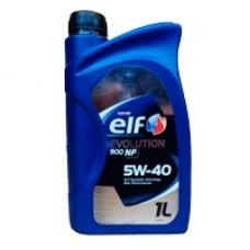 Масло моторное Elf Evolution 900 NF A3/B4 SL/CF 5w-40 1 литр
